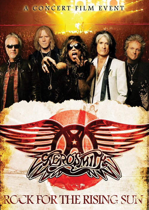 Aerosmith: Rock for the Rising Sun Download
