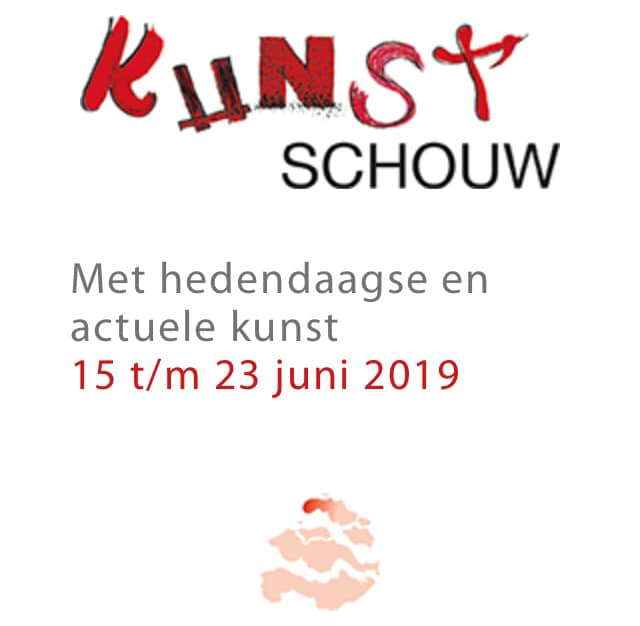 AGENDA: June 15-23th 2019, Kunstschouw Westerschouwen. Location church Noordwelle.