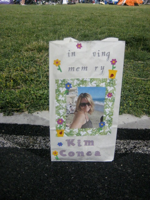 Kimberly S Journey The Relay For Life