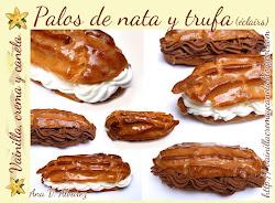 PALOS DE NATA Y TRUFA
