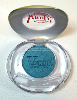 Pupa - Coral Island - Vamp! Compact Eyeshadow 001 - Emerald Waves open