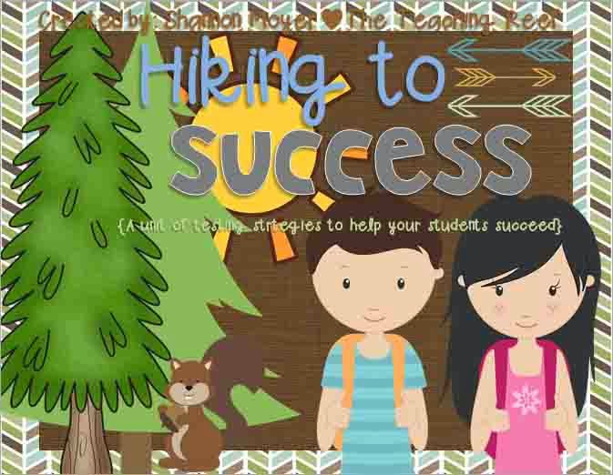 http://www.teacherspayteachers.com/Product/Hiking-to-Success-A-Test-Taking-Unit-Where-Students-Hike-to-Success-1184422