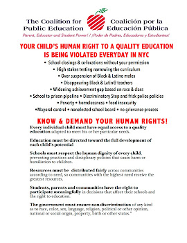 Human Rights-Based Education NOW!