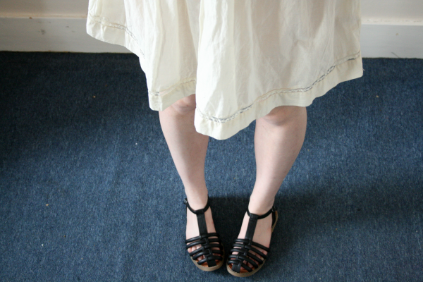 hampi caged sandals, topshop sandals, summer sandals, outfit post blog