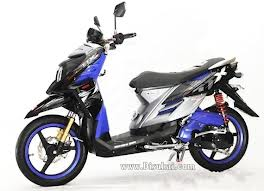 Modifikasi Motor Mio Soul Matic