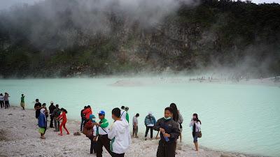 Harga Tiket Masuk Wisata Kawah Putih Bandung