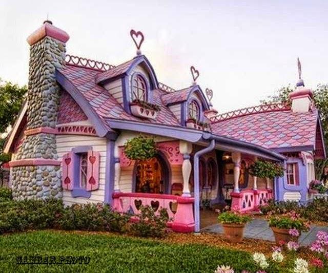 foto bangunan rumah unik