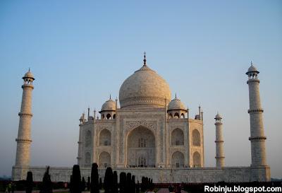 Taj Mahal, Agra. India