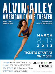 Alvin Ailey March 8-17 in Chicago