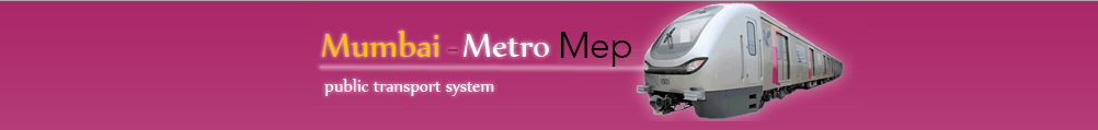 mumbai metro map stations