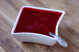 Homemade Cranberry Sauce recipe by Barefeet In The Kitchen