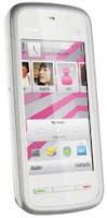 Pink Nokia 5230, Mobiles Phone Symbian, phones nokia