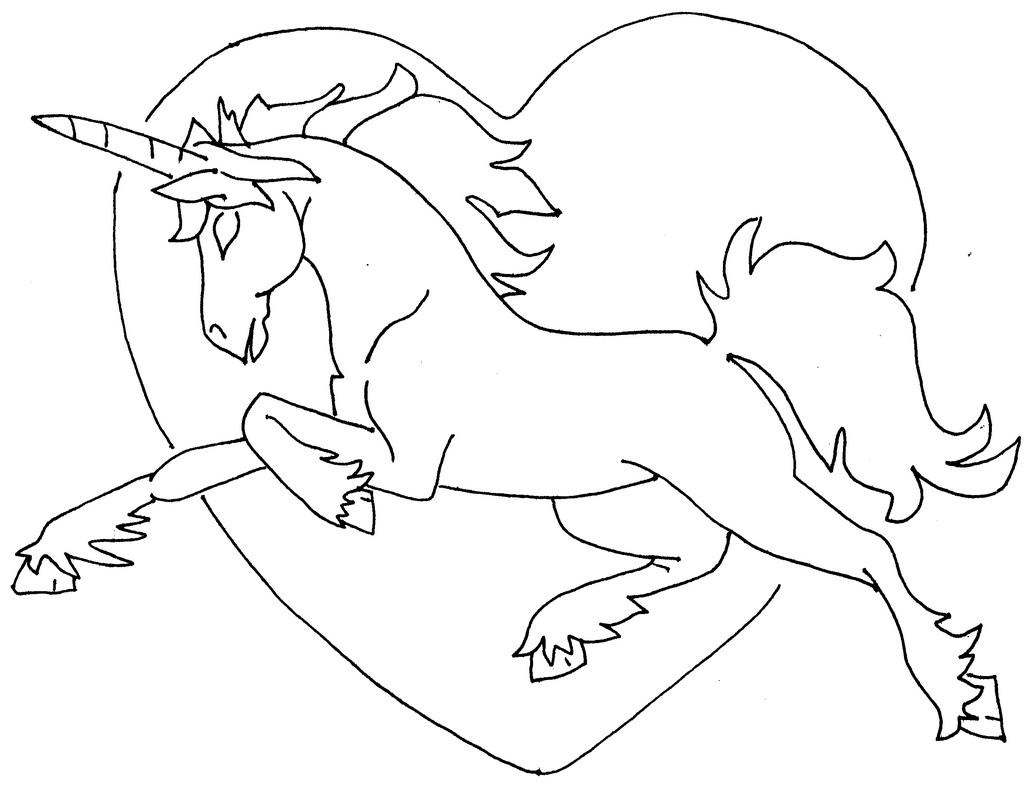 Dibujos de Unicornios ~ Vida Blogger