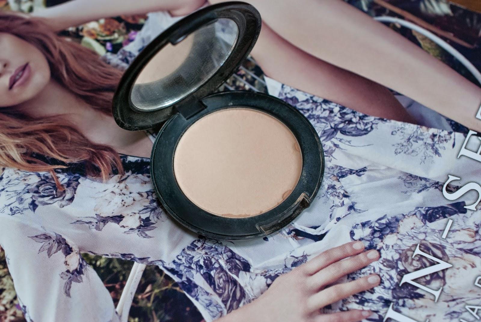 isadora perfect loose powder review
