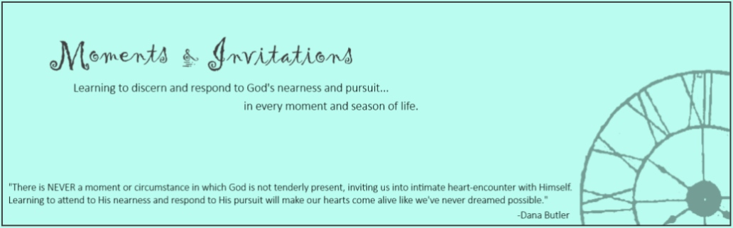 Moments and Invitations