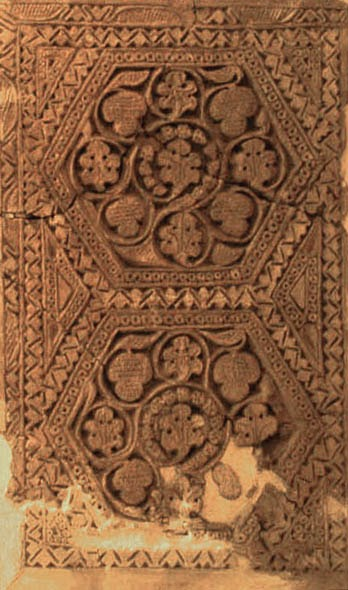 Islamic art and architecture stucco decoration samarra style for Stucco styles