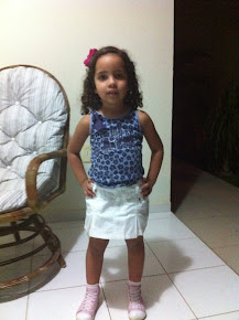 Mini look do dia