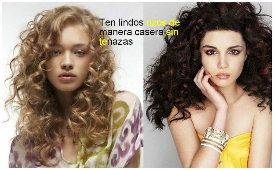 Seis peinados con planchas Bulevar Sur ABC de Sevilla