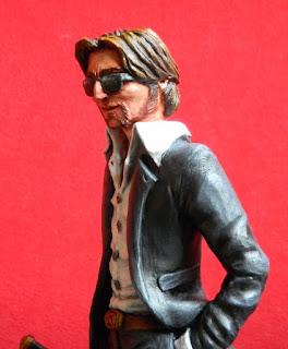 John Doe fumetto fumetti  orme magiche modellini statuette sculture action figure personalizzate fatta a mano