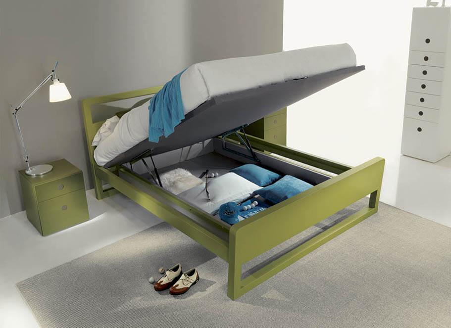 Letti contenitore la comodita 39 per i piccoli spazi parte 2 idea arredo - Camere da letto piccoli spazi ...