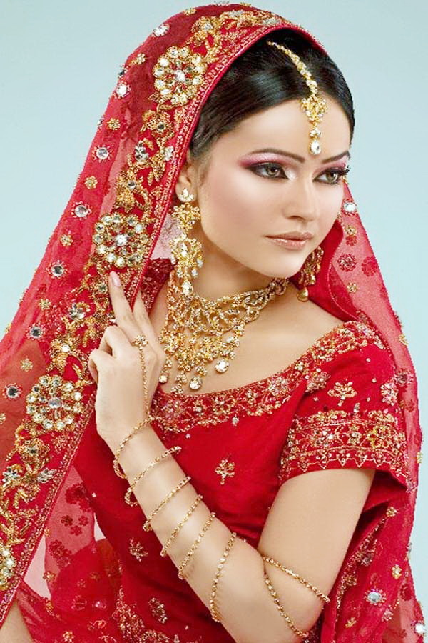 Latest fashion trends trdational wedding dresses ideas for Asian bridal wedding dresses