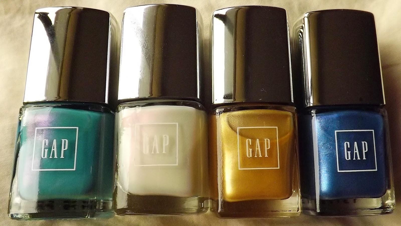 NaeSays: Gap Nail Polish Preview