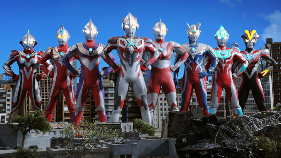 Ultraman X The Movie: Here He Comes! Our Ultraman - Story