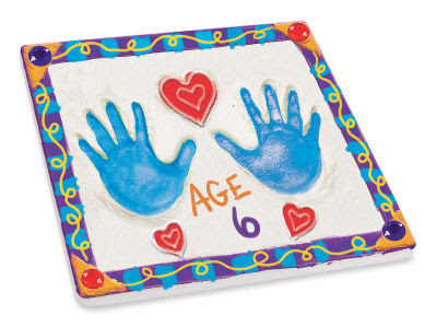 Mother's Day Stepping Stone Keepsake