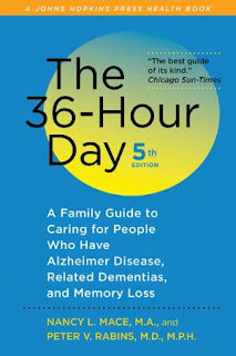 The 36 Hour Day | Alzheimer's Reading Room
