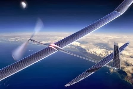 Facebook beli Titan Aerospace seharga USD 60 JUTA