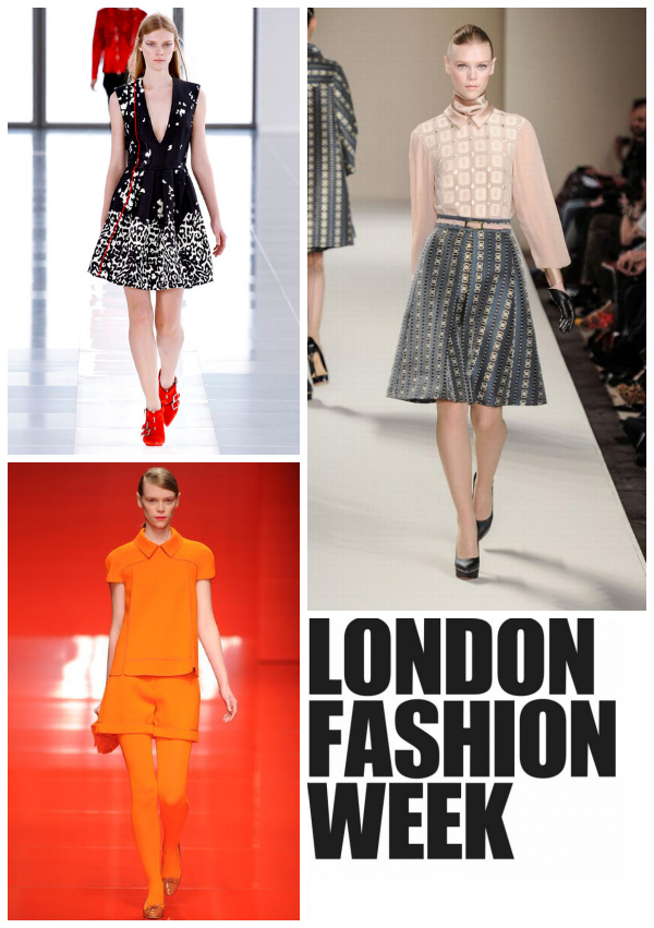 Caitlin Holleran - London Fashion Week - Cast Images Model