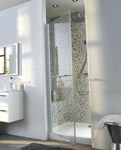 Jt jantom revamp a bathroom ideas - Papier peint salle de bain castorama ...