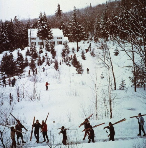 DesignRlife: Après-ski: Part I
