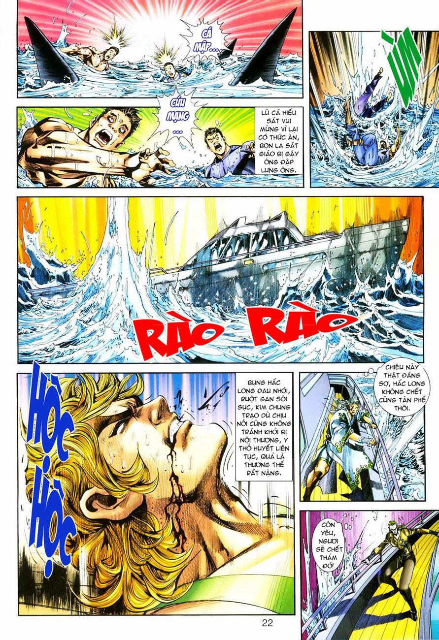 Tân Tác Long Hổ Môn chap 243 - Trang 21