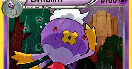 Pokemon Omega Ruby And Alpha Sapphire Drifloon evolve into ...