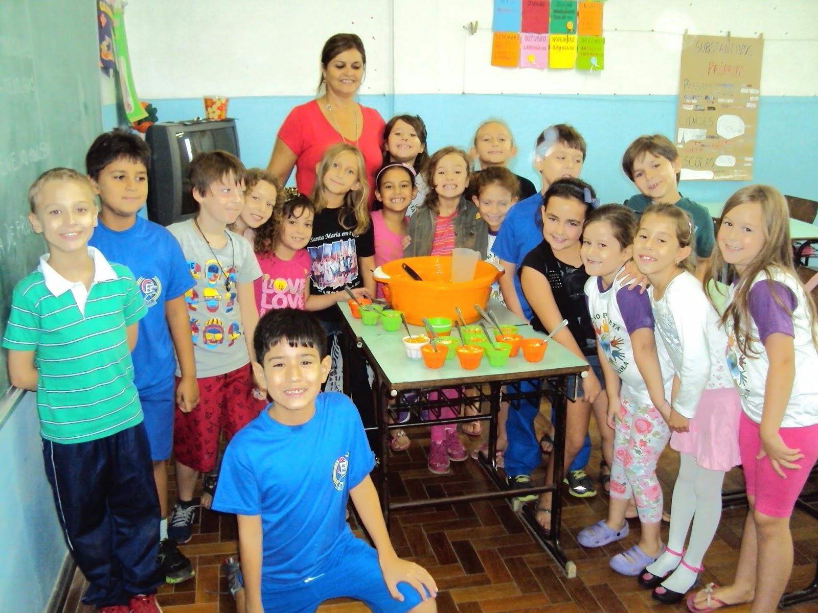 Extremamente Blog da Escola Edson: Projeto Alimentação saudável - Professora  DU68
