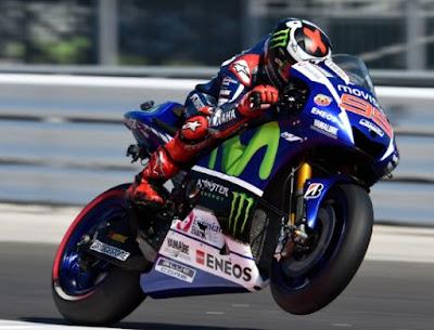 Hasil Lengkap Latihan Bebas 3 MotoGP Misano, San Marino 2015