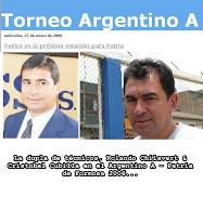 DT Club Patria - Argentina 2006