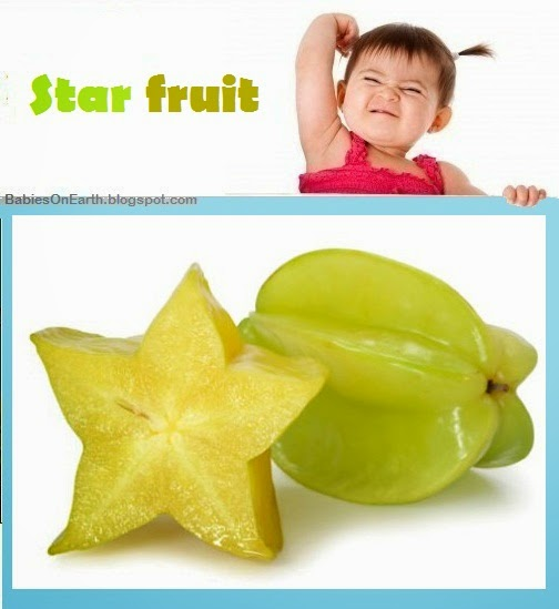 Baby Star fruit