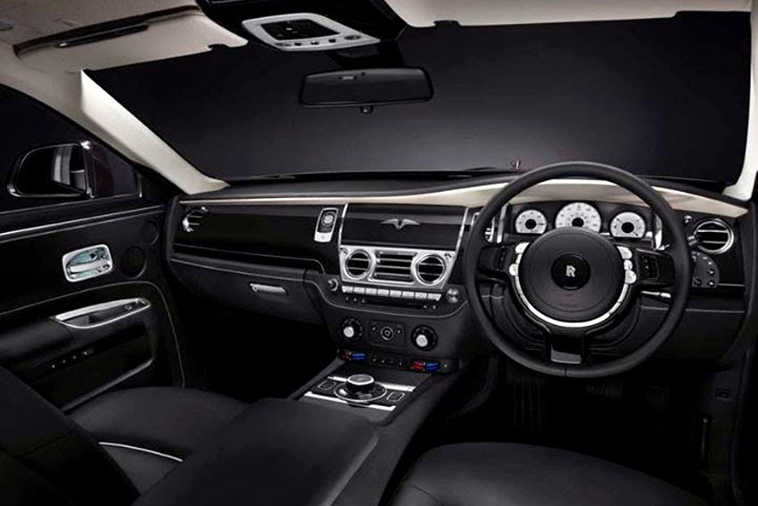 new car launches around the worldRollsRoyce Motor Cars launches limited series Ghost V