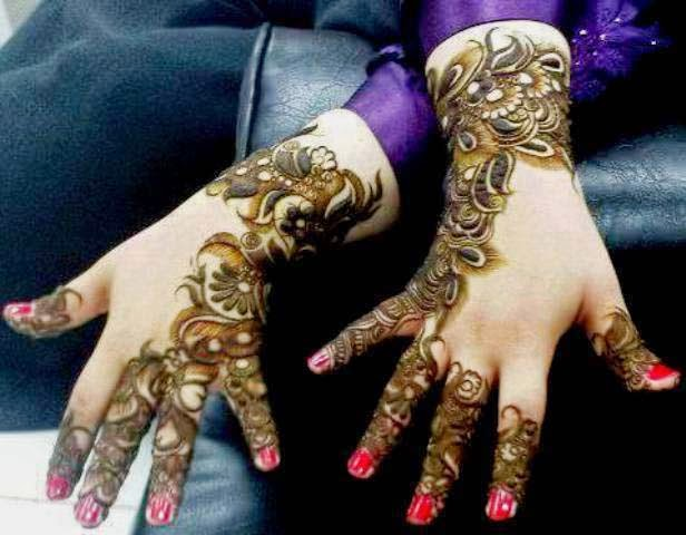 Mehndi Bridal Dance : New bridal mehndi designs wow spicy news