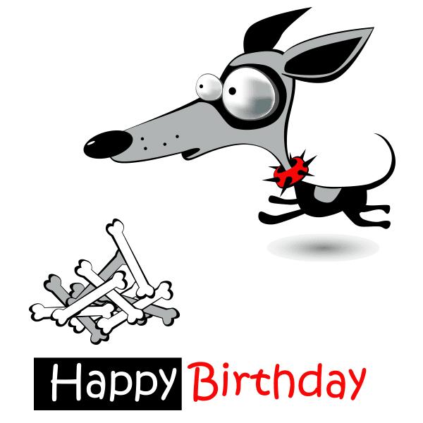 Dog Bones Birthday