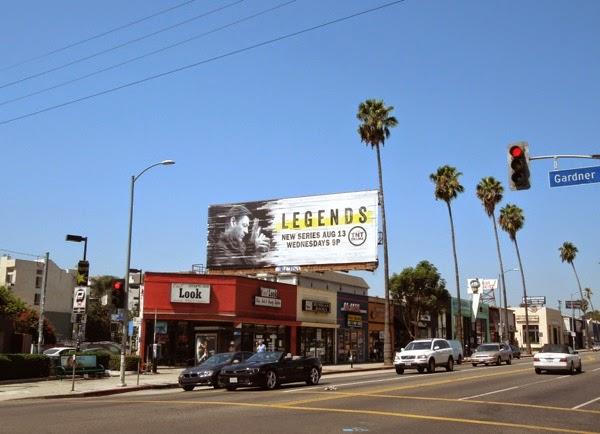 Sean Bean Legends billboard