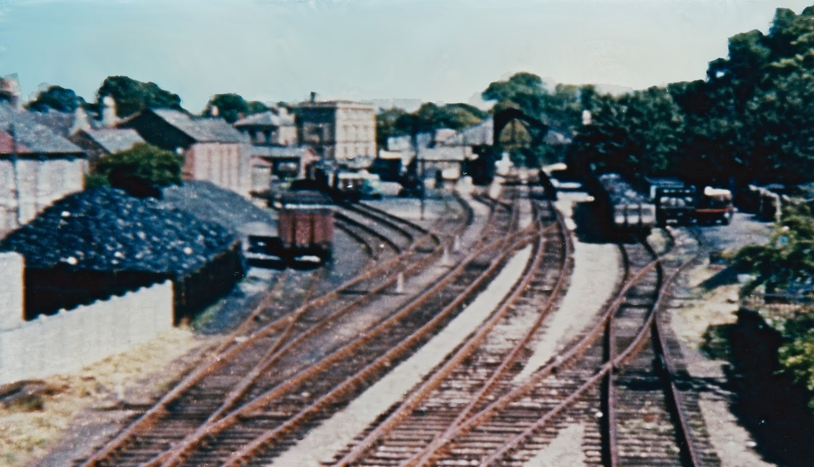 Gosport Station Yard