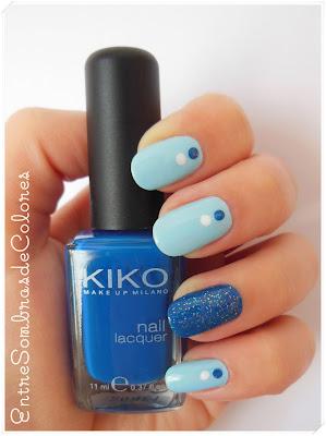 manicura tonos azules