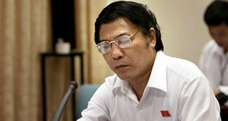 Nguyen Ba Thanh, Noi chinh