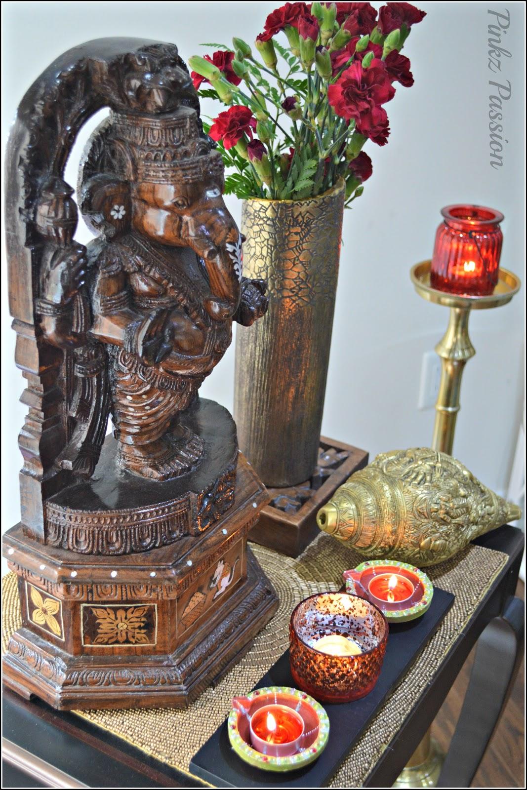 Pinkz Passion Diwali Inspiration 2 Home Tour