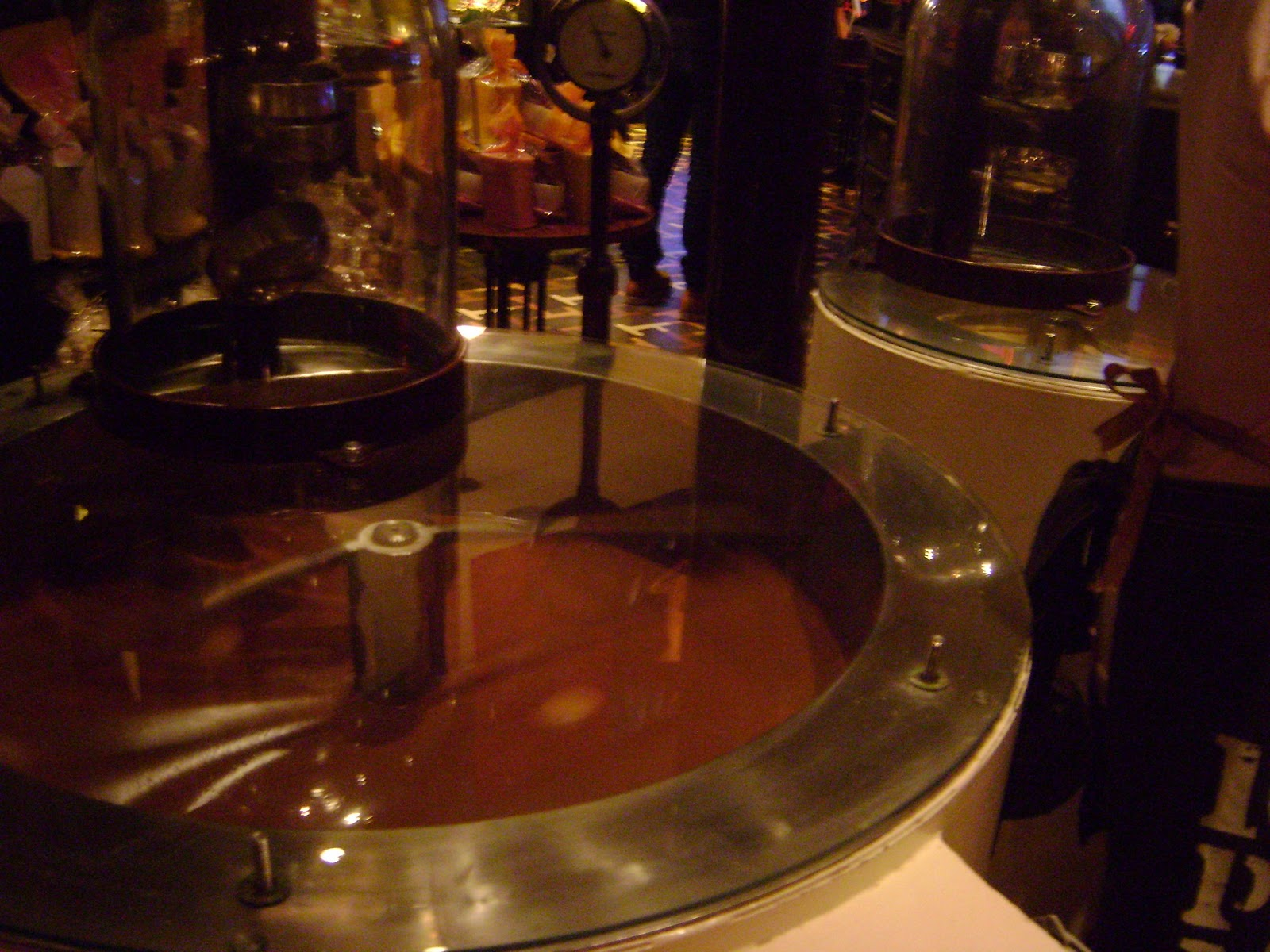 My Life In The Big Apple: Max Brenner - Chocolate by the Bald Man