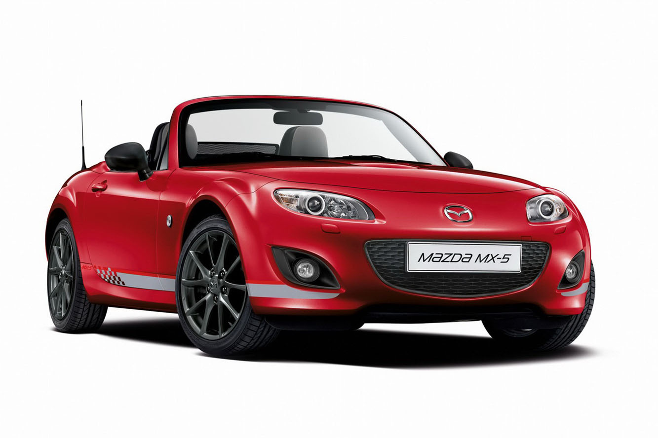 mazda mx 5 yusho 241 cv dans la mx 5 mazda dit merci. Black Bedroom Furniture Sets. Home Design Ideas