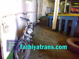 pengiriman sepeda motor surabaya makassar
